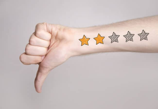 How to Deal with Negative Reviews | Blog | Commit Agency