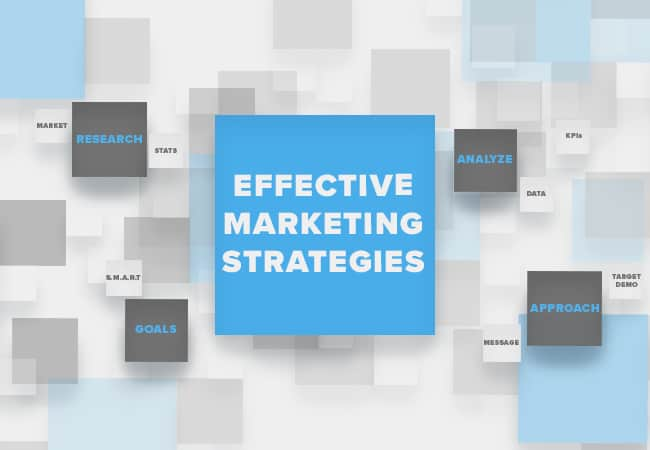How to Develop An Effective Marketing Strategy | Arizona Full Service Marketing Agency | Commit Agency