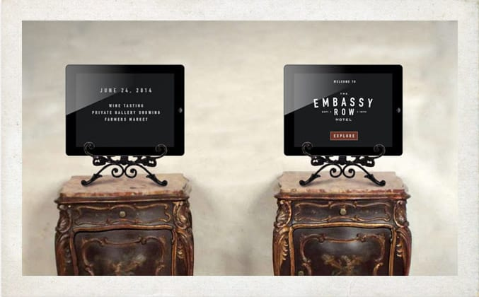 Branding | Embassy Row Hotel | Case Study | Commit Agency