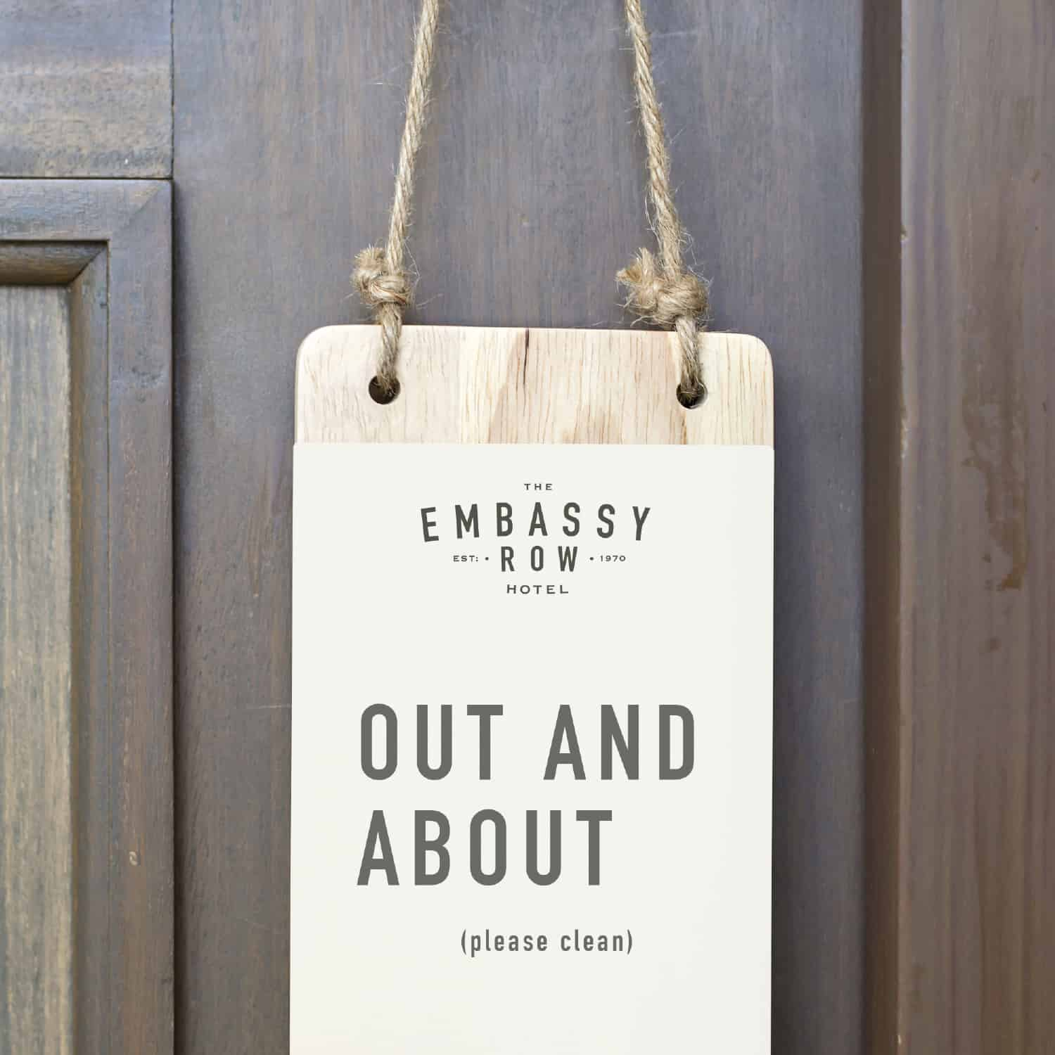 Embassy Row Hotel | Case Study | Commit Agency
