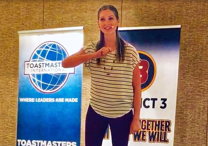 Toastmasters: Value of Public Speaking in Agency Life | Commit Agency