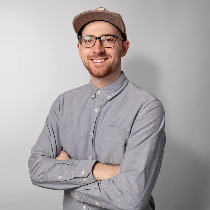 Matt Walker | Designer | Team Members | Commit Agency