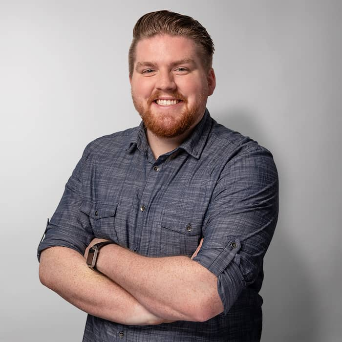 Nick Christensen | Social Ads Specialist | Team Members | Commit Agency