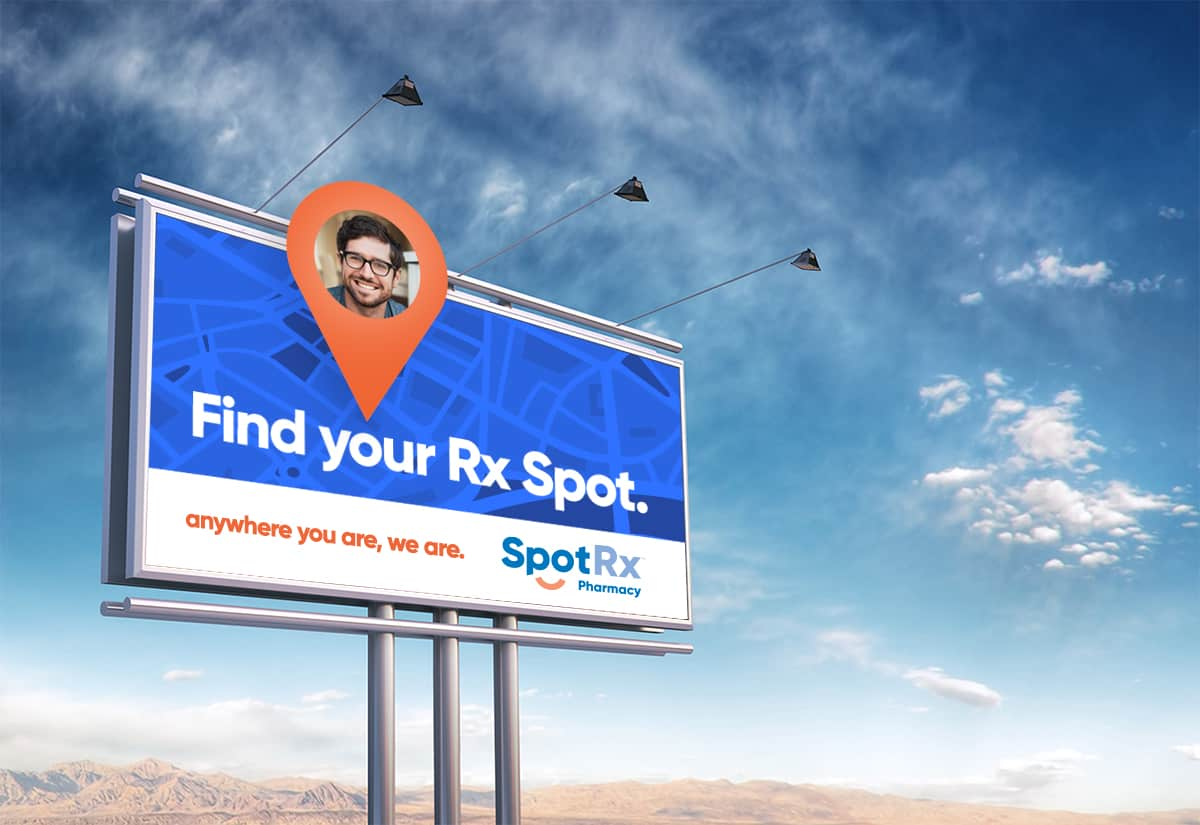 Outdoor & Digital Marketing | SportRx | A New Way to Pharmacy | Client Case Studies | Commit Agency
