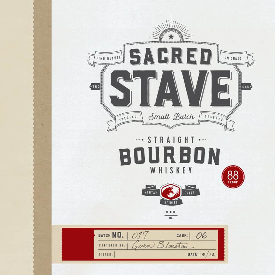 Bourbon   Sacred Stave by SanTan Brewing Company   Case Studies   Commit Agency