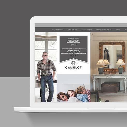 Camelot Homes | Case Study | Commit Agency