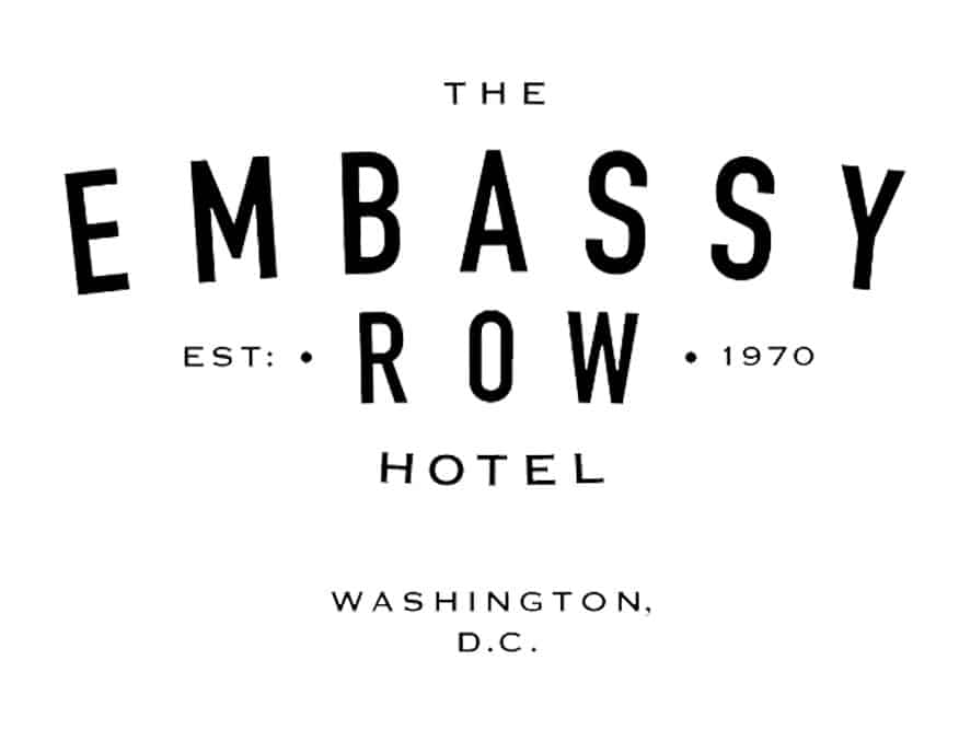 Logo | Embassy Row Hotel | Case Study | Commit Agency