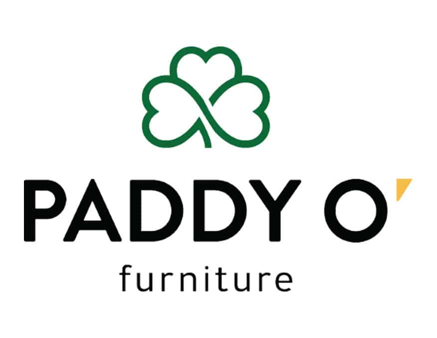 Logo Design | Paddy O' Furniture | Case Study | Commit Agency