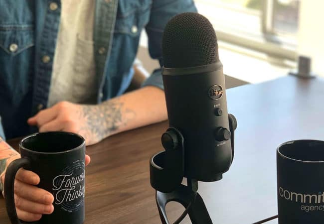 Beginner's Guide: How to Start a Podcast | Blog | Commit Agency