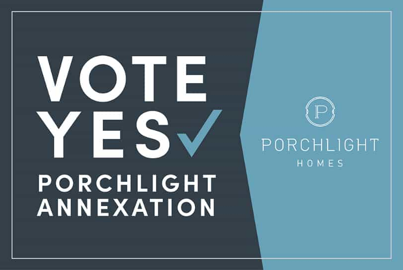 Signage | Porchlight Homes | Case Study | Commit Agency