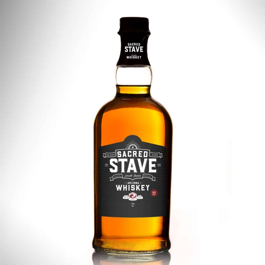 Whiskey   Sacred Stave by SanTan Brewing Company   Case Studies   Commit Agency